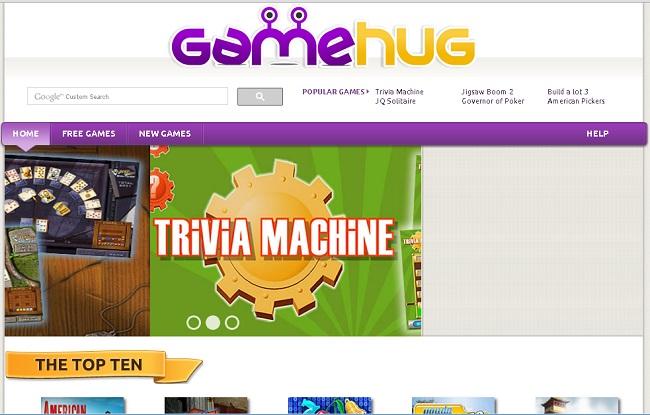 remove GameHug