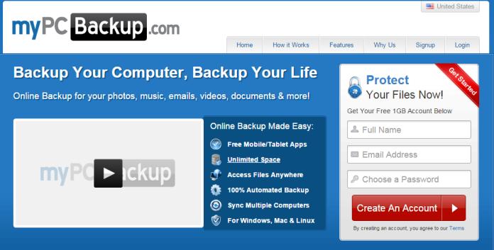remove MyPC Backup