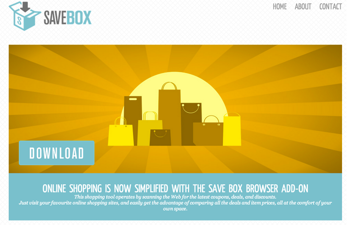 SaveBox Ads
