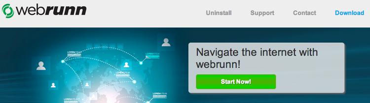 Webrunn Ads