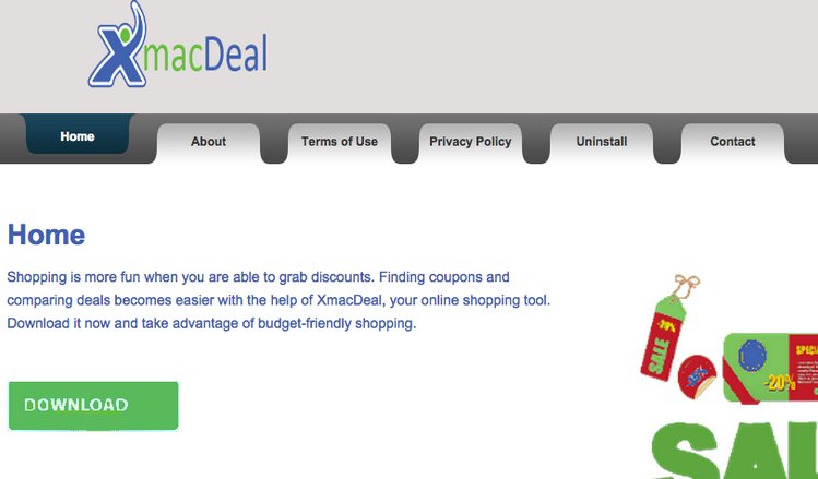 XmacDeal Ads