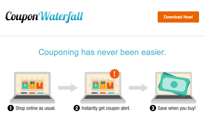 Ads by Coupon WaterFall