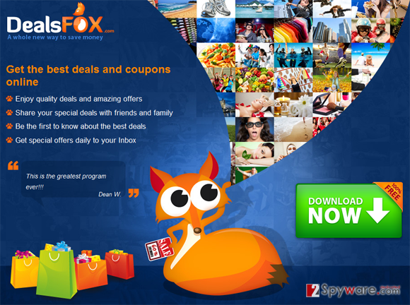 Deals Fox Ads