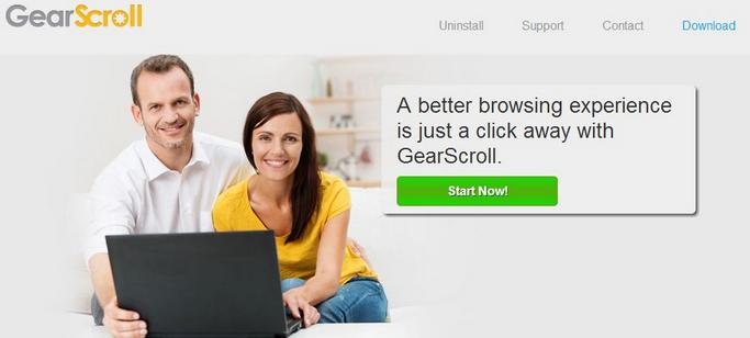GearScroll Ads