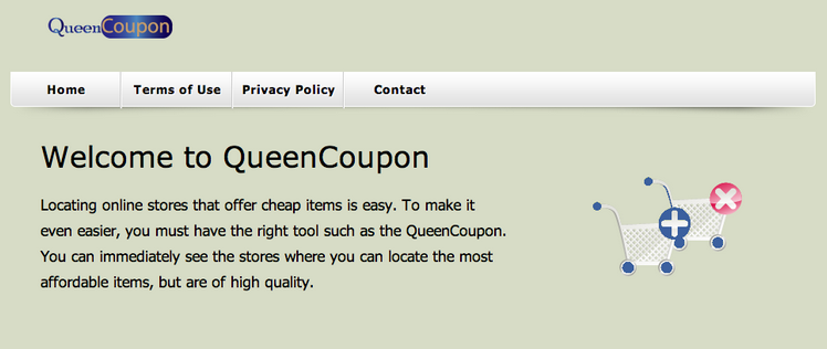 QueenCoupon Ads