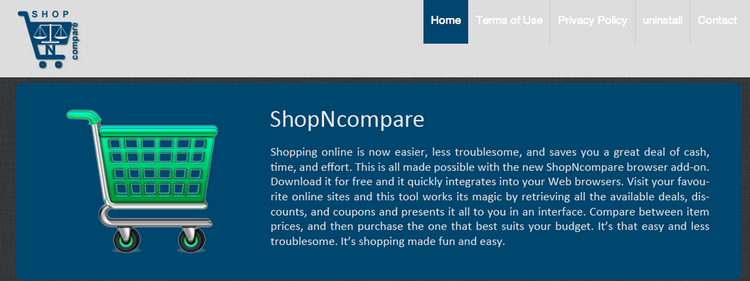 ShopNCompare Ads