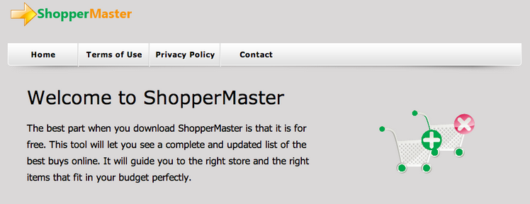ShopperMaster Ads