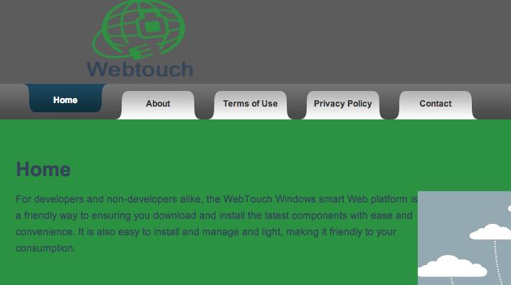 WebTouch Ads