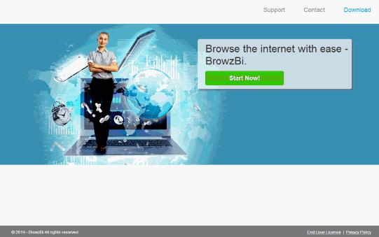 BrowzBi ads
