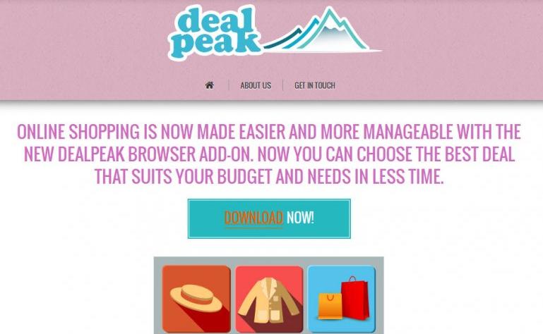 DealPeak Ads