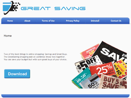 remove GreatSaving