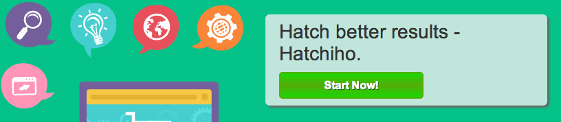 Hatchiho Ads