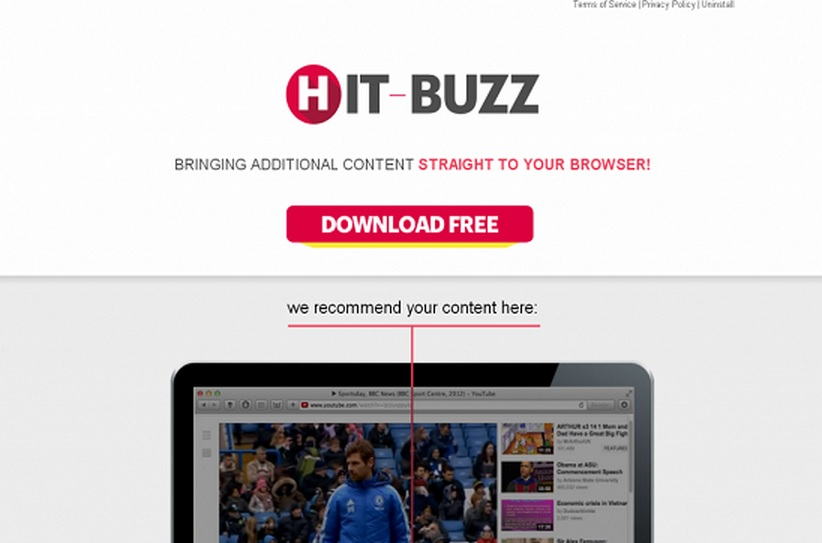 Hit-Buzz ads