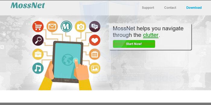 MossNet ads
