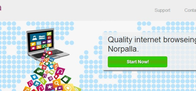 How to uninstall (remove) NorPalla