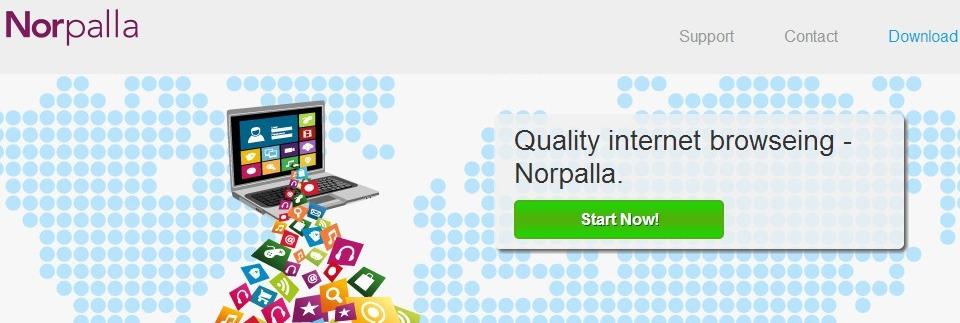 NorPalla ads