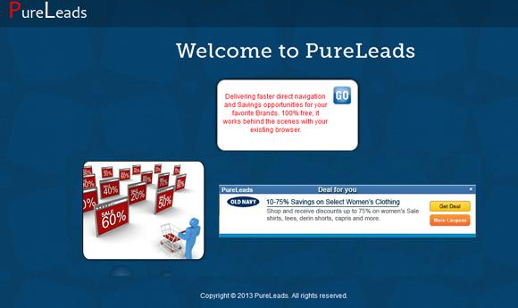 PureLeads Ads
