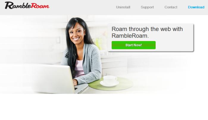 RambleRoam ads