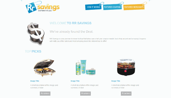 RRSavings Ads