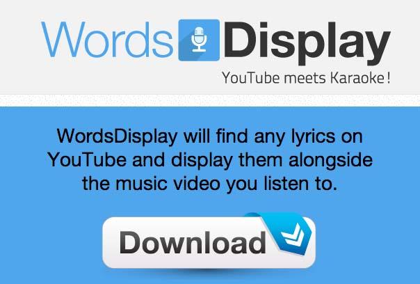 WordsDisplay Ads