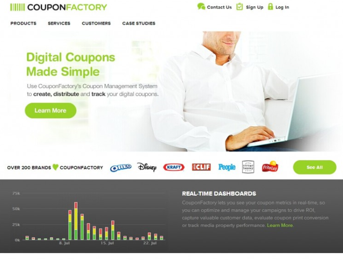 couponfactory ads