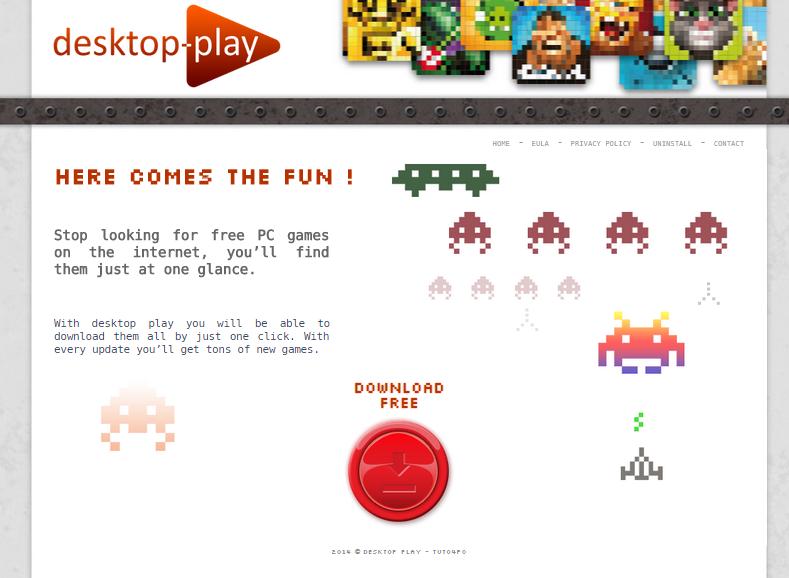 Desktop-Play Ads