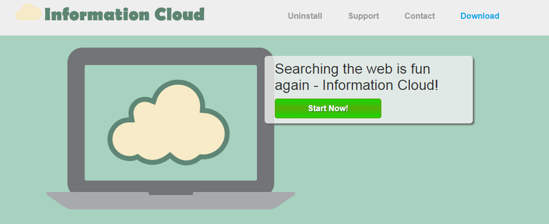 information cloud ads