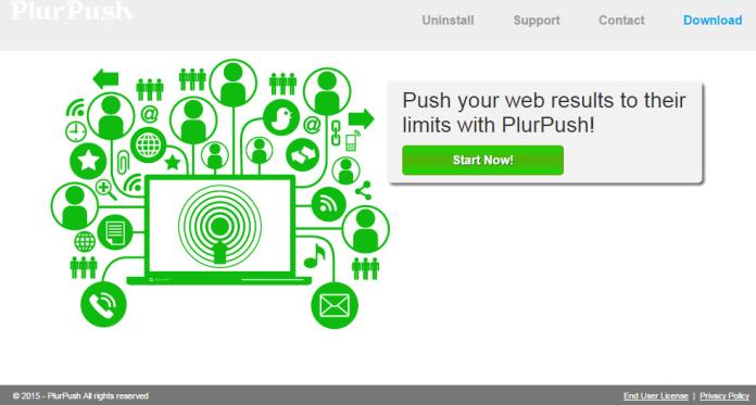remove PlurPush