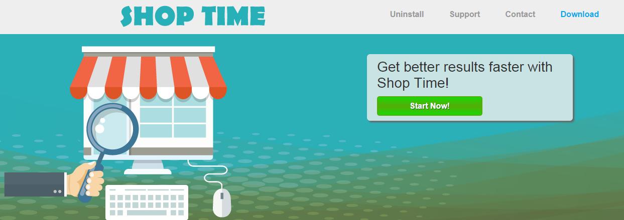Shop Time ads