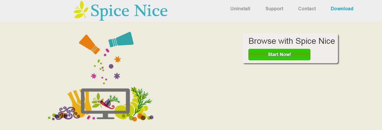 Spice Nice ads