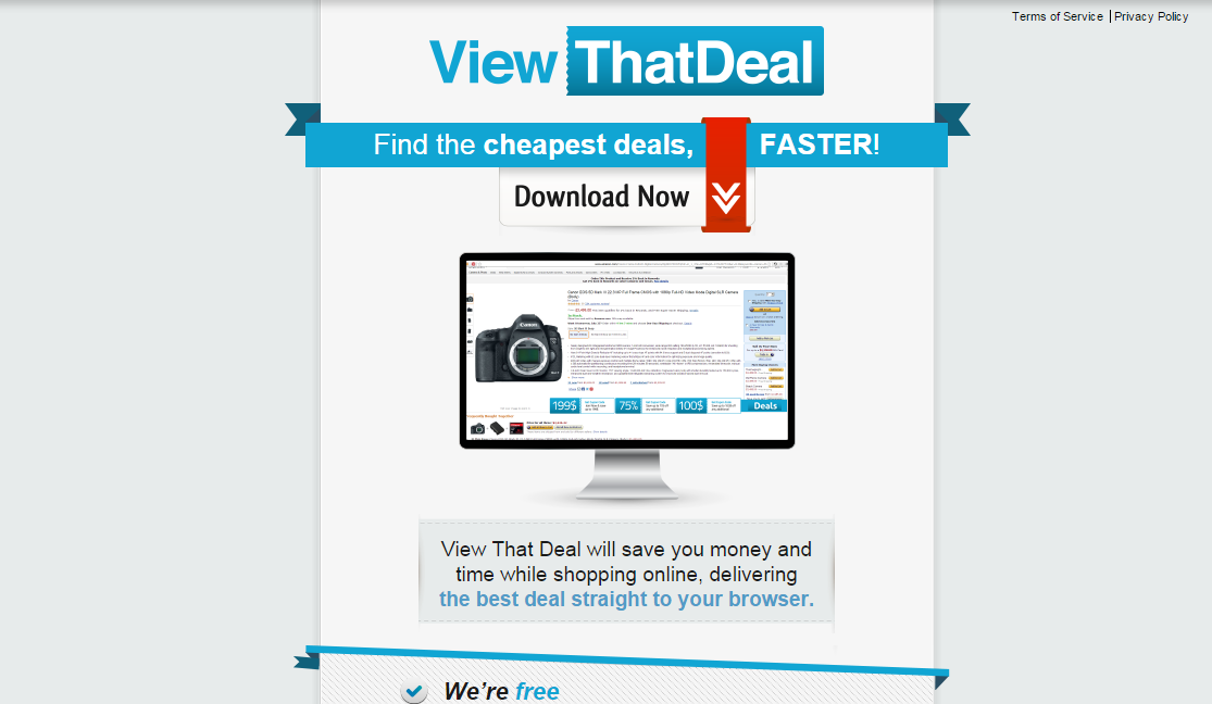 View That Deal Ads