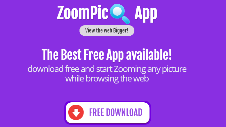 ZoomPic ads