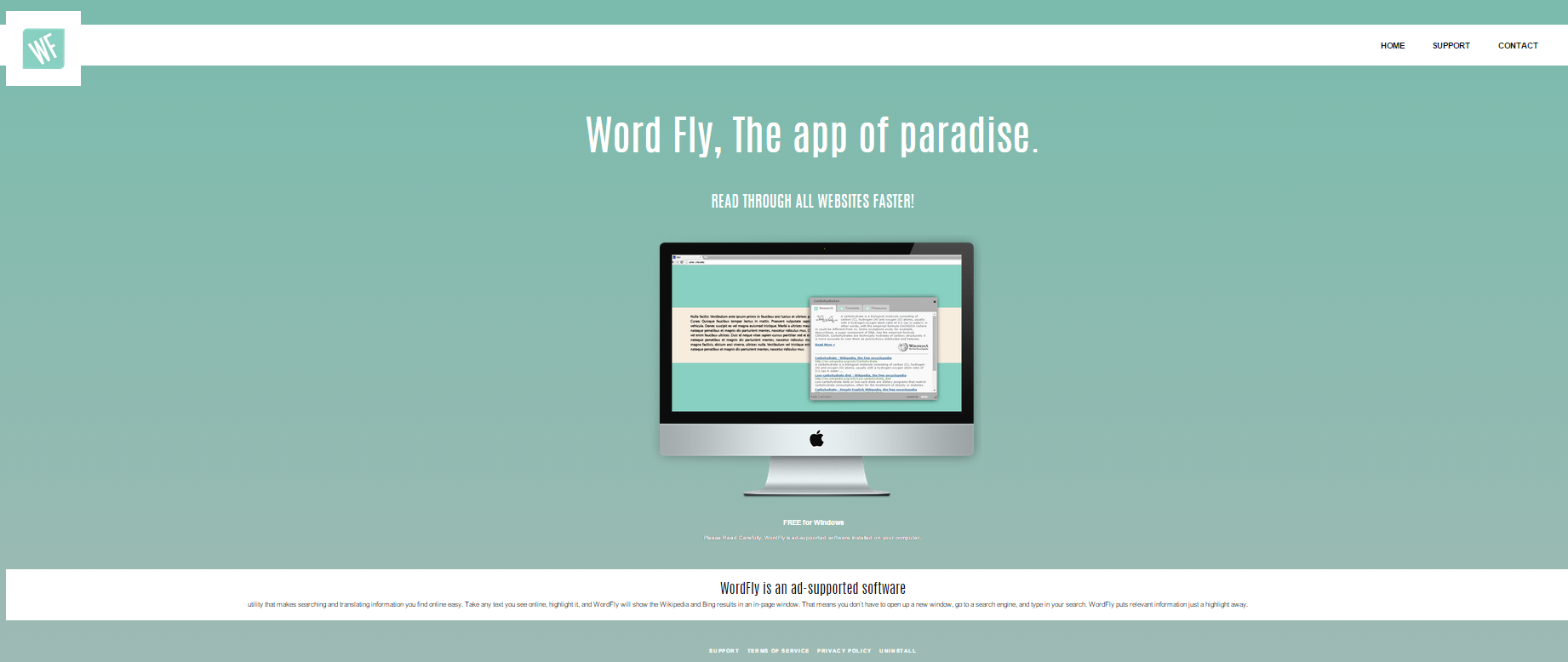 WordFly Ads