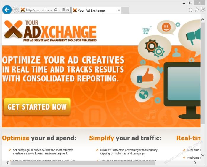 youradexchange.com ads