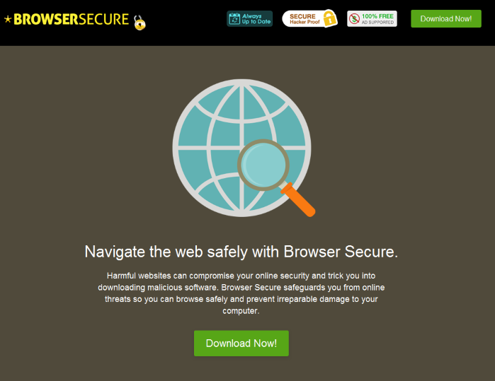 Browser Secure