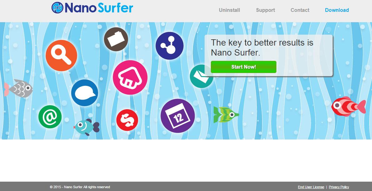 Nano Surfer