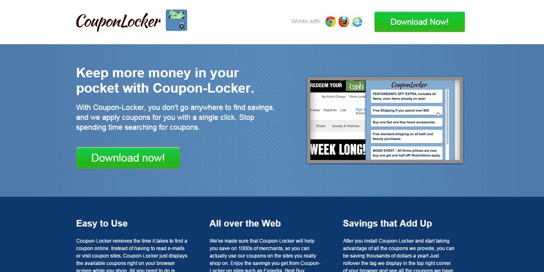 Coupon Locker