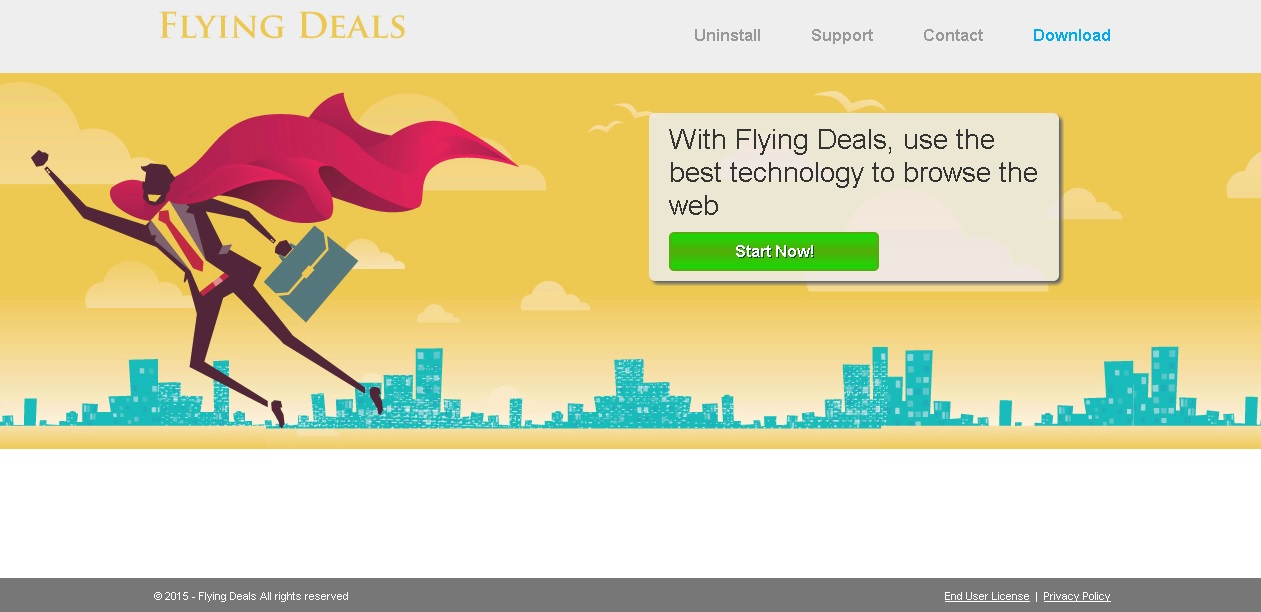 Flying Deals