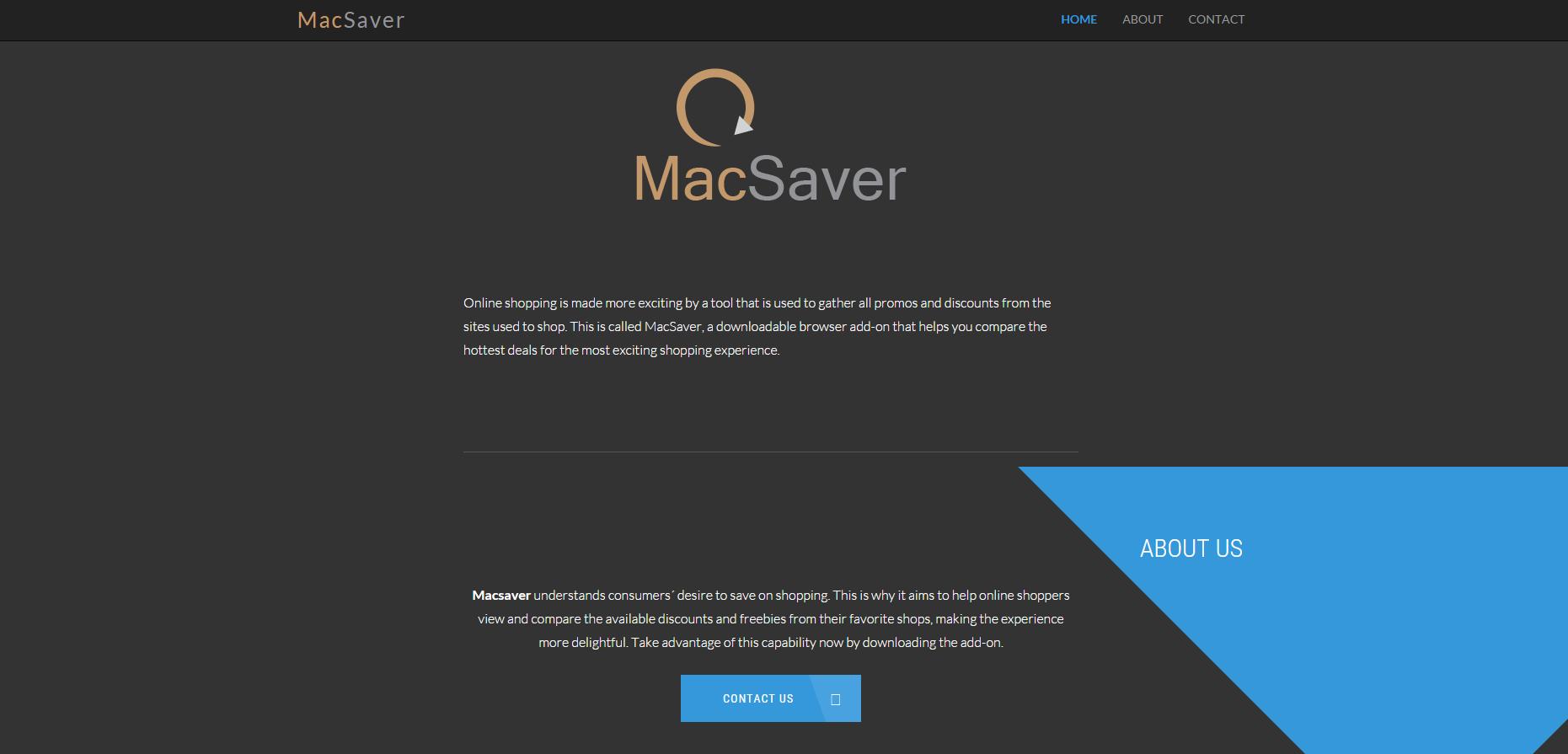 MacSaver ads