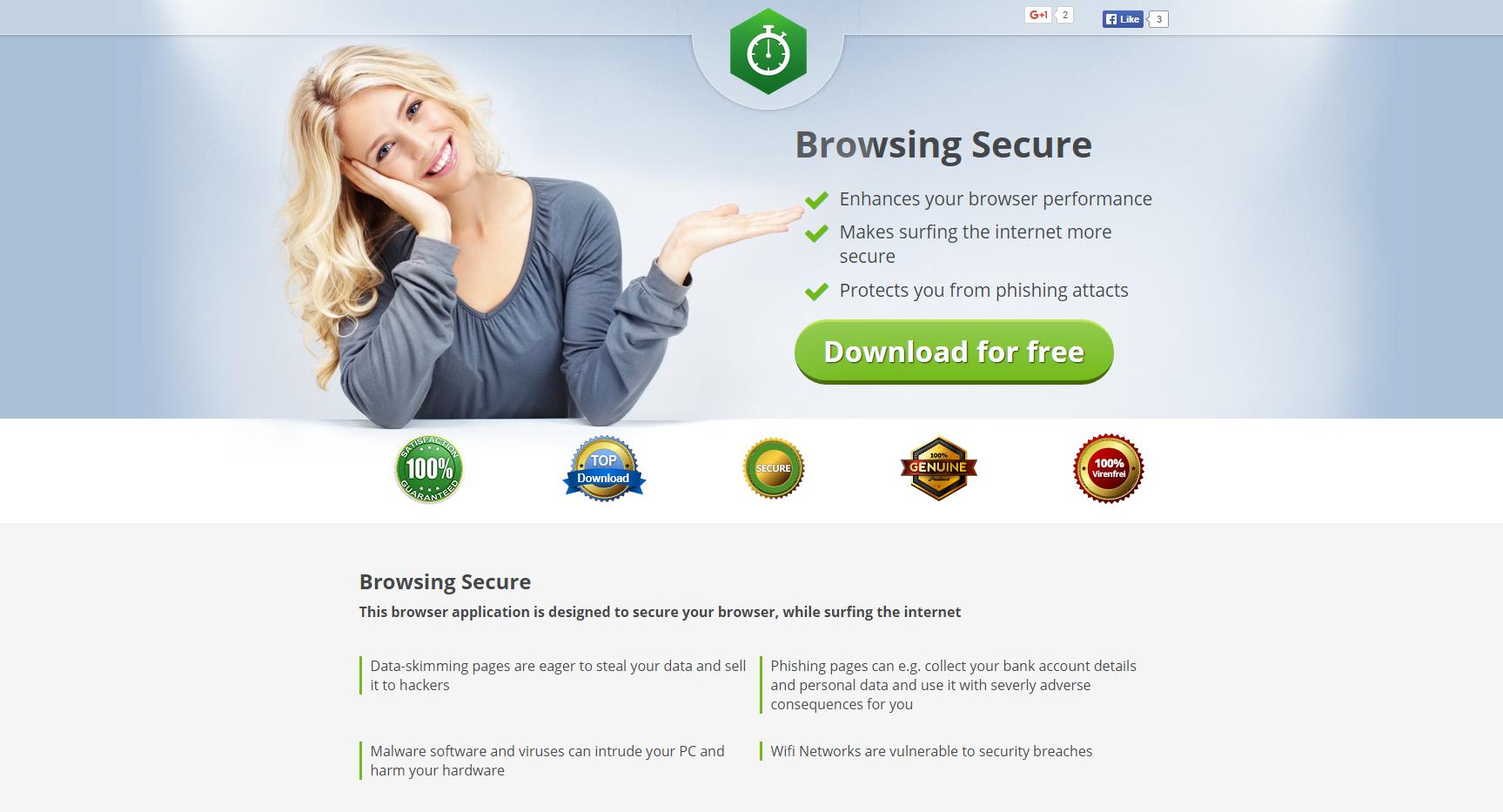 Browsing Secure