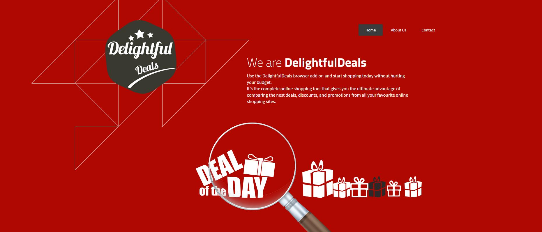 DelightfulDeals ads