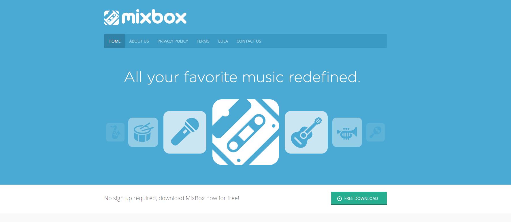 MixBox ads
