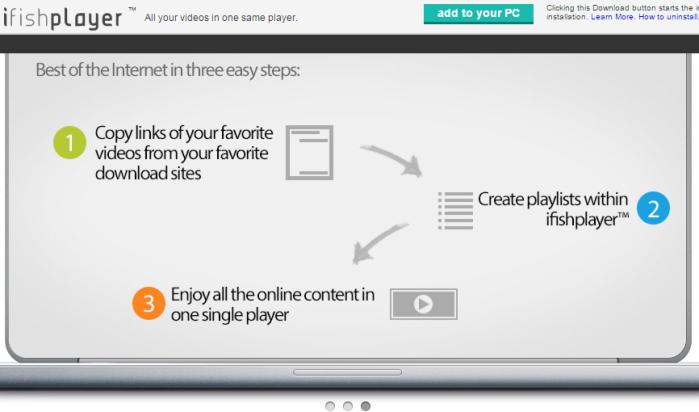 iFishPlayer ads