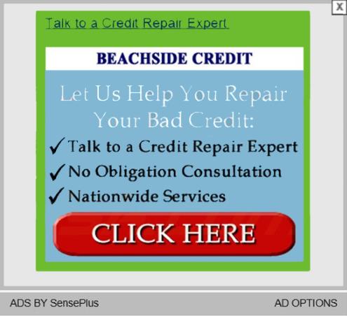 SensePlus ads