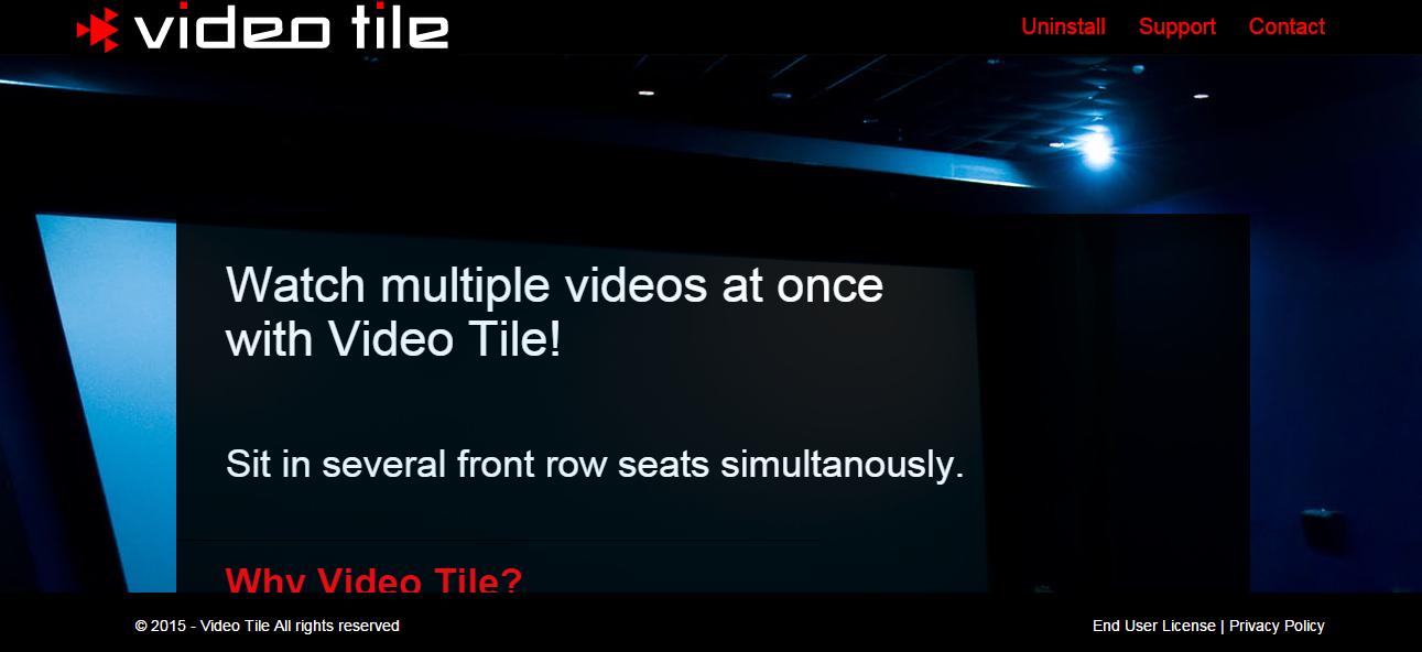 Video Tile ads