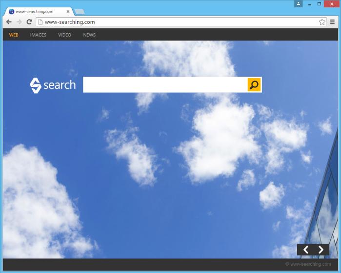 www-searching.com hijacker