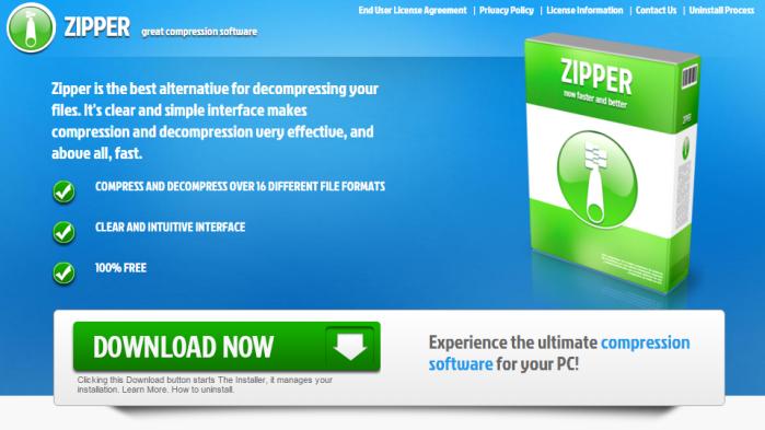 ZipperNew ads