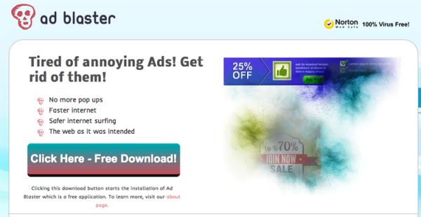 AdBlaster ads