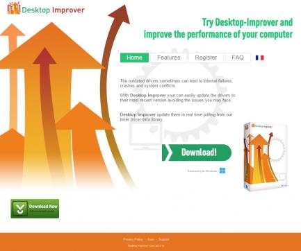 ads by Desktop Improver