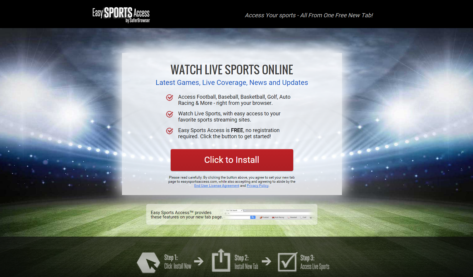 ads by EasySportsAccess